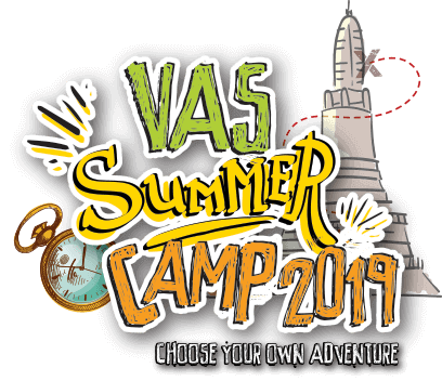 the featured activities of the summer camp 2018